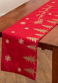 Gourmet Table Skirts Christmas Linens Belk