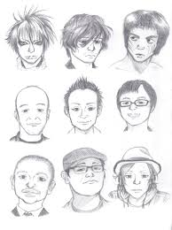 asian male faces test by shenaniboom on deviantart