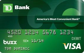 reloadable credit card td go connect reloadable prepaid visa card cardsbull