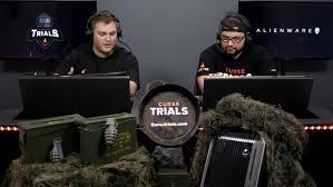 pubg tournament the curse trials delivering a professional monthly pubg