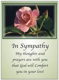 sympathy card 2174