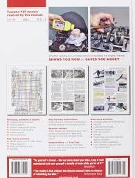 yamaha yzf r6 service and repair manual 2006 2012 haynes service