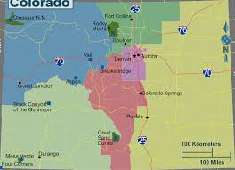 Map Of Colorado Springs Co by File Colorado Regions Map Svg Wikimedia Commons