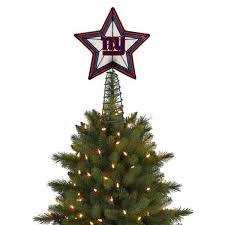 york giants treetopper
