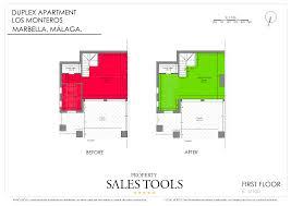 plan drawings property sales tools