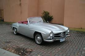 classic mercedes convertible mercedes benz 190sl convertible auctions lot 510 shannons