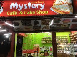 mystery cuisine mystery cafe cake shop rajendra nagar raipur chhattisgarh