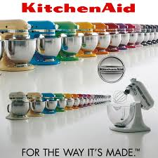 Designer Kitchen Aid Mixers Kitchenaid Artisan Stand Mixer 5ksm175ps Satin Copper Ka