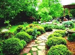 Home Landscaping Ideas by Triyae Com U003d Beautiful Backyard Landscaping Ideas Various Design