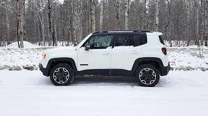 2017 Jeep Renegade Trailhawk Test Drive Review