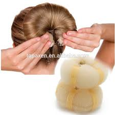 donut hair bun bun donut magic sponge hair donut maker former twist tool hair