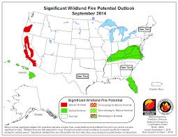 Fire Map Oregon by Odf Southwest 8 31 14 9 7 14