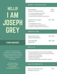 unique resume template customize 389 creative resume templates canva