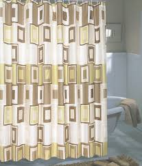 carnation home fashions inc extra wide fabric shower curtains