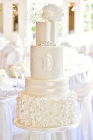 white wedding cake 42 best white on white wedding cakes images on white