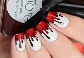 Blood Red Color Code Simply Nailogical Taylor Swift U0027bad Blood U0027 Nails