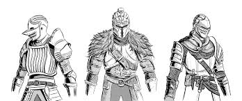 souls knights by menaslg on deviantart