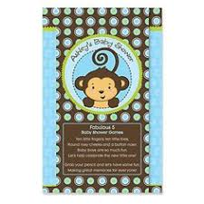 baby shower monkey monkey boy baby shower invitations cimvitation