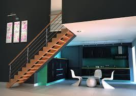 escalier bois design escaliers bois alliage métal groupe riaux escaliers