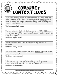 context clues practice worksheets worksheets