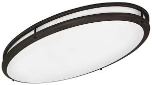 4 Ft Wraparound Fluorescent Ceiling Fixture by Large Size Of Fluorescent Light Fixture Plastic Light Covers For