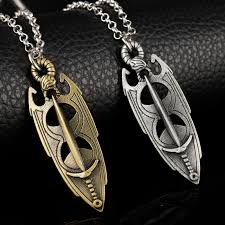 dragon necklace skyrim images Dongsheng game jewelry the elder scrolls 5 skyrim pendant jpg