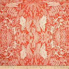 amy butler bright heart oh deer coral discount designer fabric