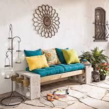 canapé fait maison récup et fait maison des idées récup et déco décorer jardin ou