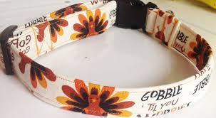 thanksgiving turkey collar for dogs cats with available