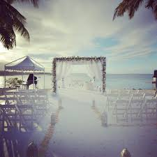 my wedding which i organized at long beach mauritius long beach