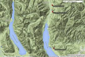 Mount Sac Map Adventures Of A Pine Cone Spider Collector April 2015