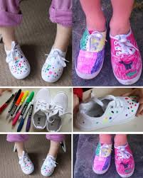 How To Decorate Shoes Decorate Your Own Shoes Style Guru Fashion Glitz Glamour
