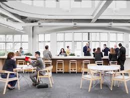 Office Furniture Holland Mi by The Coffee Bar At Our Design Herman Miller Office Photo