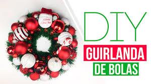 diy how to make a christmas wreath carol ramos youtube