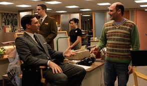 mad about you thanksgiving episode mad men blogs amc