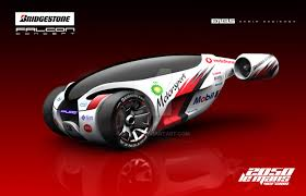 future cars 2050 bridgestone falcon lemans 2050 by samirs on deviantart