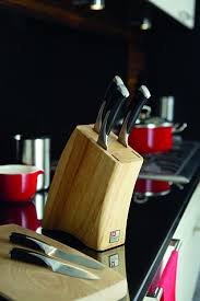Kitchen Devil Knives Uk Richardson Sheffield Kyu Knife Block Set Review Kitchen Kit Out