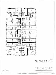 The Gregory The Pearl District Portland Oregon Obsidian Floor Plans Oregon