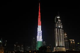 The Flag Of India India U0027s Modi In Uae To Boost Ties With Gulf Arab States Boston