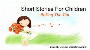 belling the cat children s story free stories