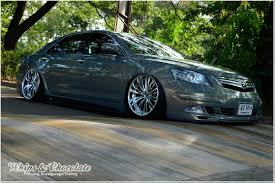 stanced toyota camry not your uncle u0027s camry
