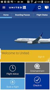 flight loads how to check airport standby position for united