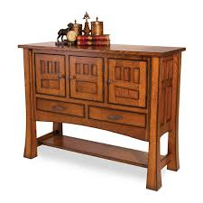Sideboard In Living Room Amish Buffets U0026 Sideboards Amish Furniture Shipshewana