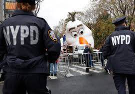 macy s thanksgiving day parade security tight in nyc ahead of