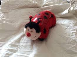 light up ladybug pillow pet pillow pet light up for sale in blanchardstown dublin from