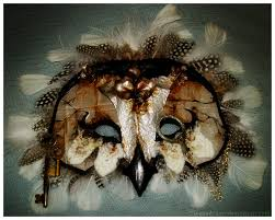 owl mask owl mask by iceandsnow on deviantart
