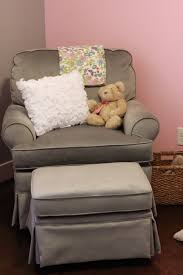 Bear On The Chair Nursery Reveal