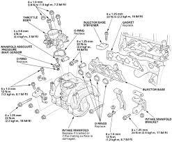idle air control valve wiring diagram civic engine control module