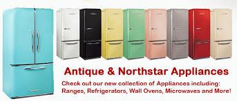 retro colors 1950s retro ranges retro refridgerators retro fridges retro
