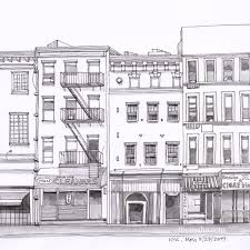 nyc sketching u2013 mou saha